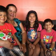 Leonel, Judith and Nahum