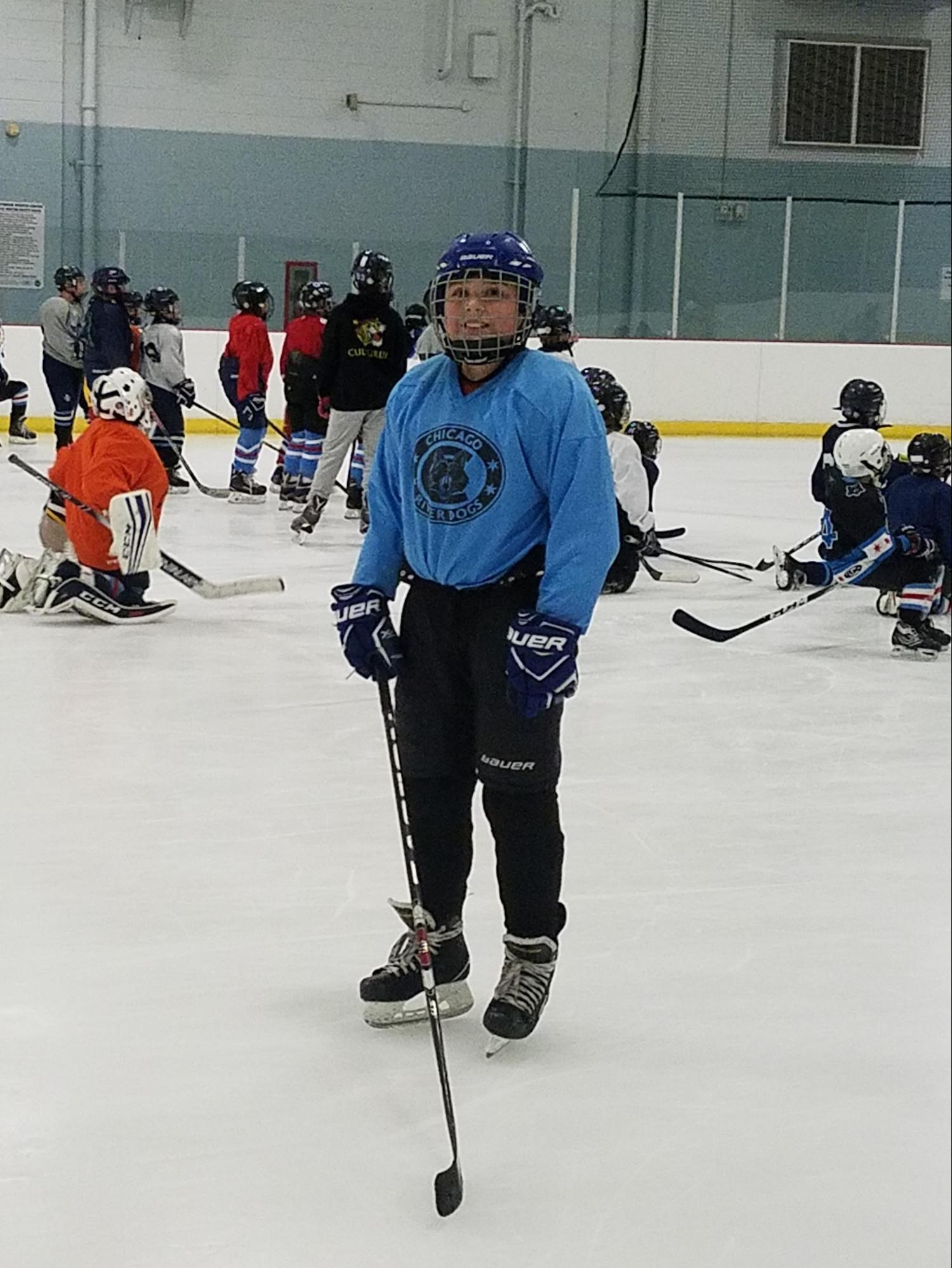 15360457fd532 Chicago Hockey Initiative NPO