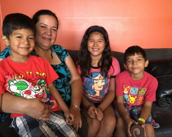 Leonel, Judith and Nahum